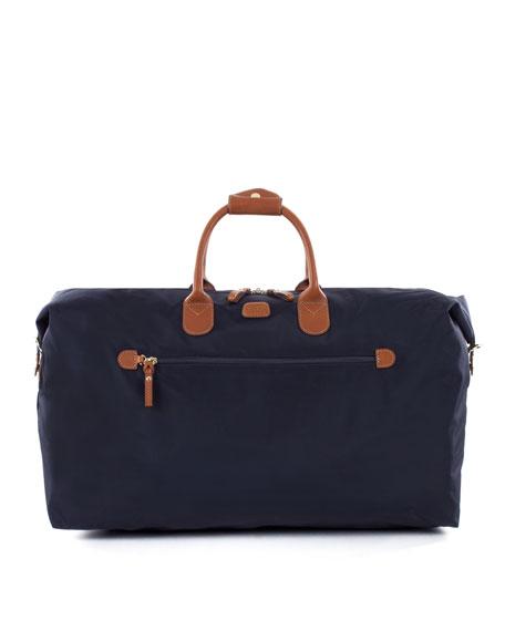 "Navy X-Bag 22"" Deluxe Duffel Luggage"