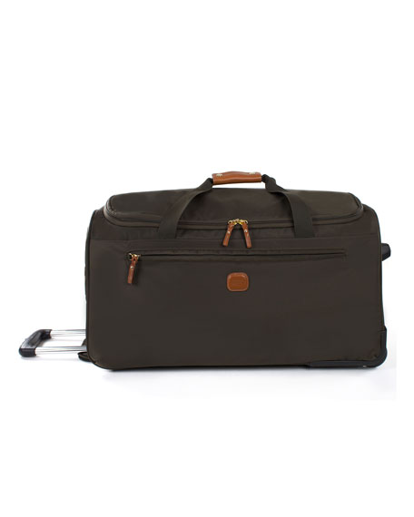 "Olive X-Bag 28"" Rolling Duffel Luggage"