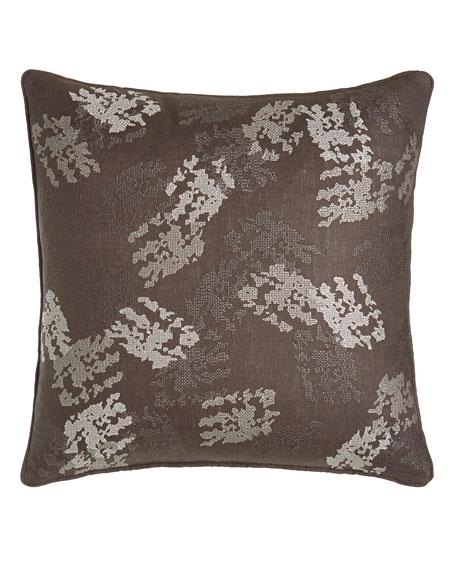 SFERRA Brush Strokes Pillow, 20