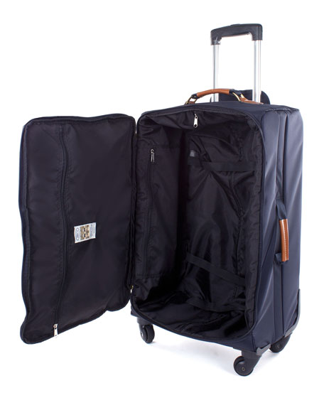 "Navy X-Bag 25"" Spinner Luggage"