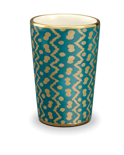 Fortuny Tapa Tumblers, Set of 4