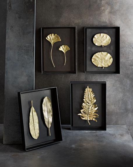 Botanical Leaf Wall Art