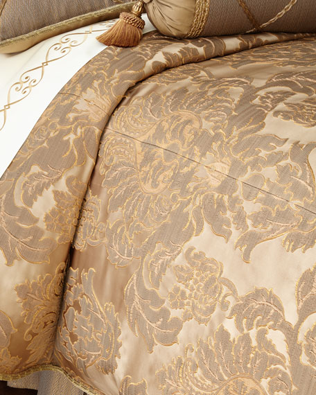 Dian Austin Couture Home Queen Regency Duvet Cover