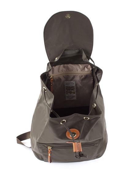 Olive X-Bag Backpack