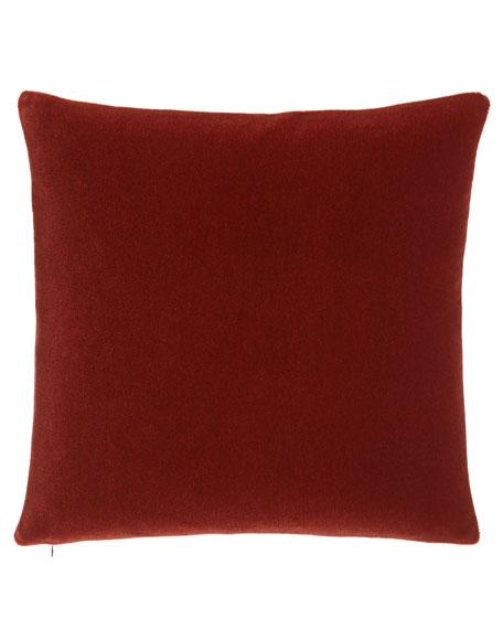 Bach Claypot Mohair Pillow