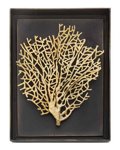 Fan Coral Wall Art