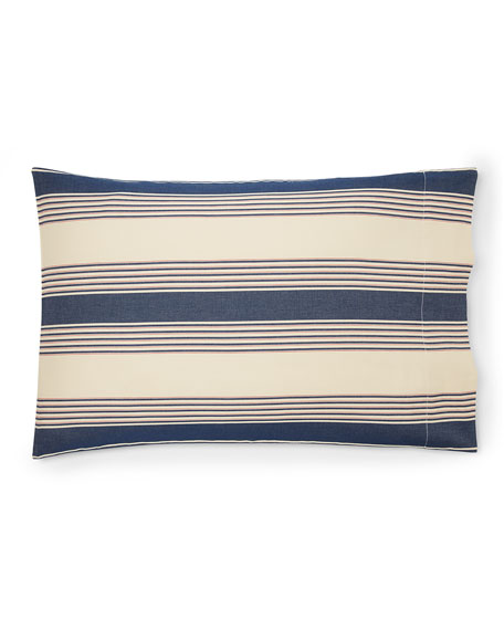 Two King Saranac Peak Corbet Pillowcases