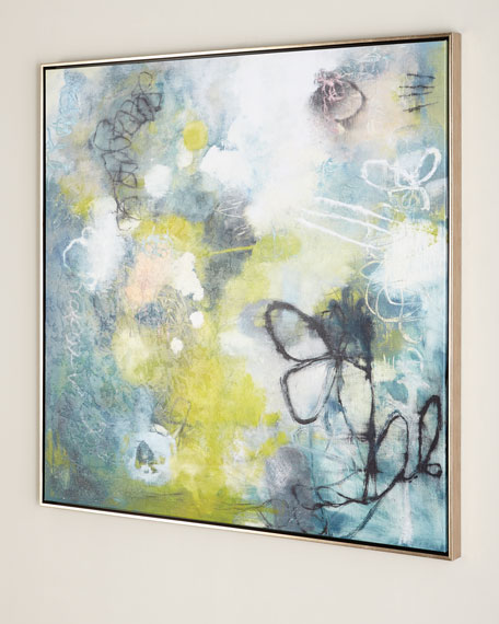 """Growth Spurt"" Giclee on Canvas Wall Art"