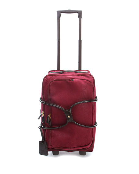 Bric's Life Garnet Carry-On Rolling Duffel