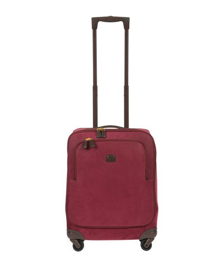 """Life Garnet 21"""" Carry-On Spinner Luggage"""