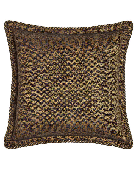 Sweet Dreams European Shangri-La Tweed Sham
