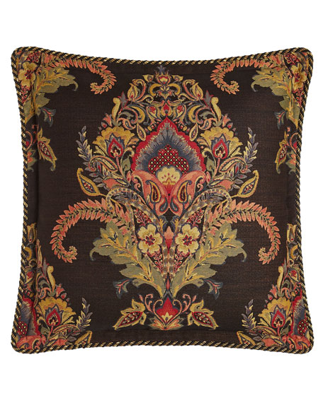 Sweet Dreams European Shangri-La Damask Sham