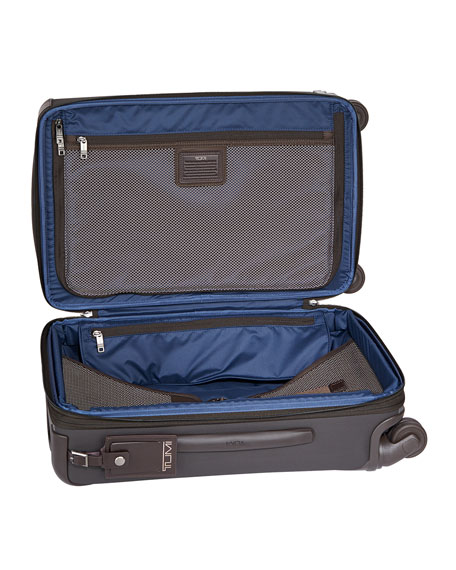 Alpha 2 Earl Grey International Carry-On Luggage