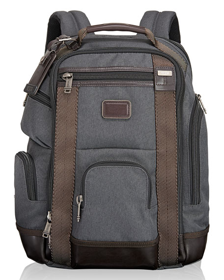 Alpha Bravo Anthracite Shaw Deluxe Brief Pack