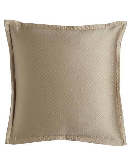 European Diamond-Quilted Sham