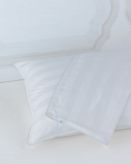 King Oxford Pillow Protector