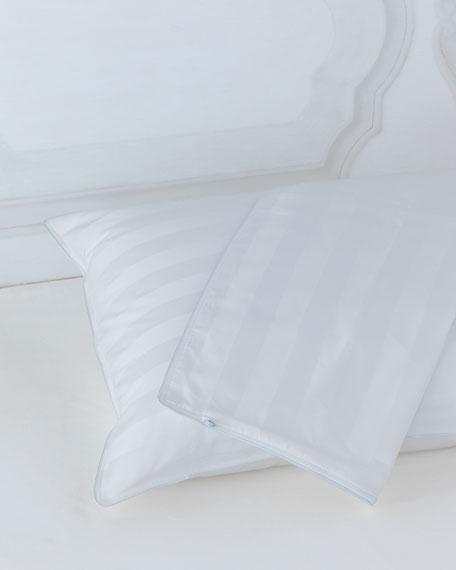 Queen Oxford Pillow Protector