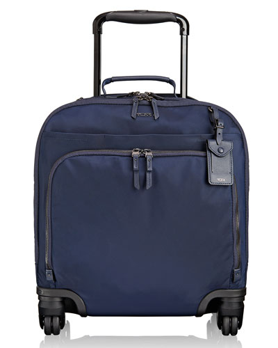Voyageur Indigo Oslo 4-Wheeled Compact Carry-On