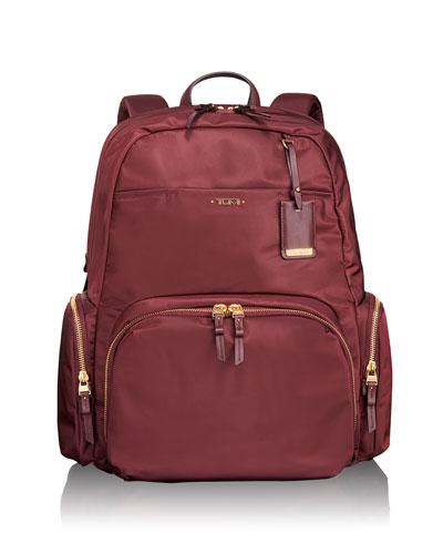 Voyageur Merlot Calais Backpack