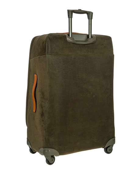 """Life Olive 32"""" Spinner Luggage"""