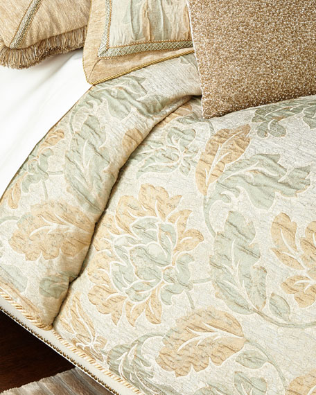 Dian Austin Couture Home Queen Gwenneth Floral Duvet
