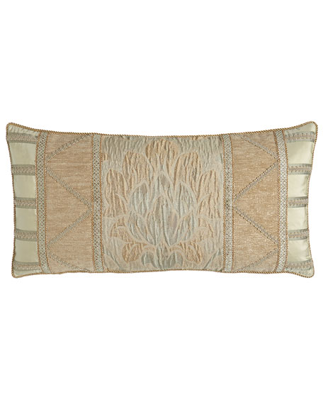 Dian Austin Couture Home Gwenneth Pieced Pillow, 14