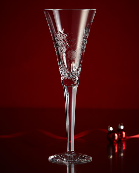 Snowflake Wishes 2016 Wishes for Serenity Clear Flute