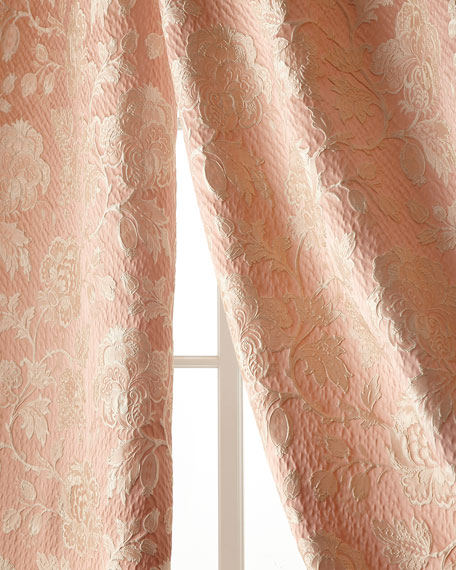 """Each 96""""L Primrose Curtain"""