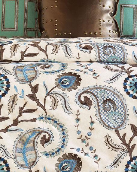 Queen Hudson Duvet Cover