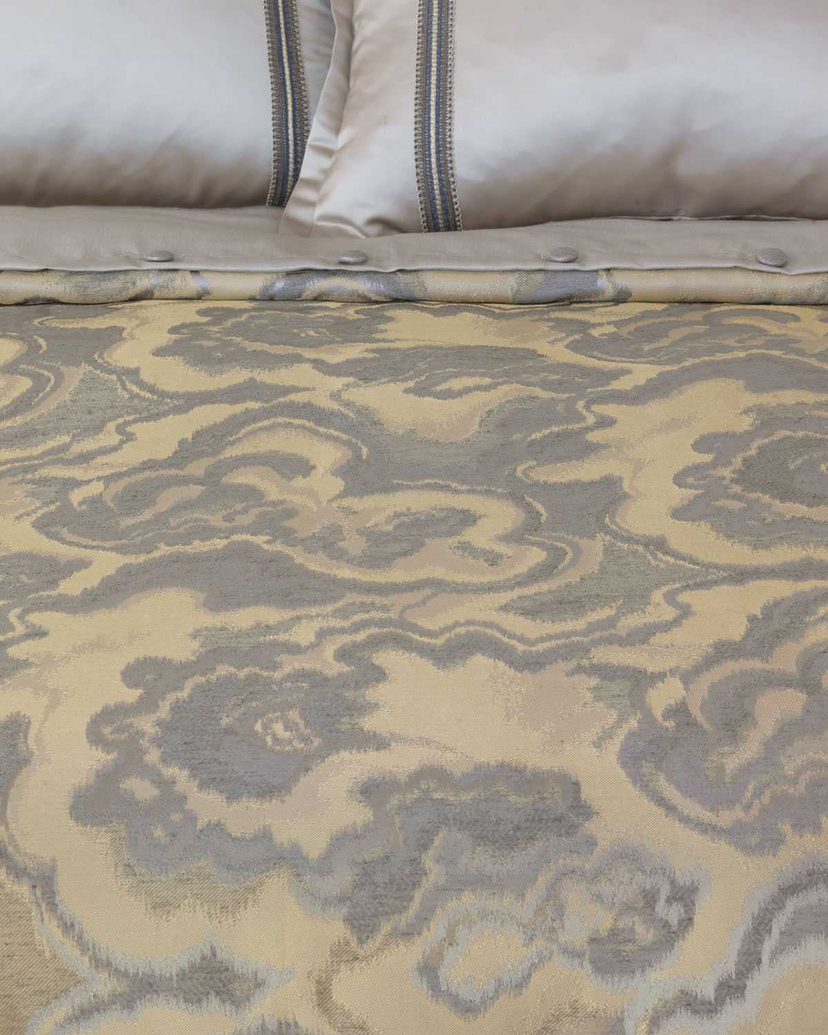 Eastern Accents Oversized Queen Amal Duvet Cover Neiman Marcus