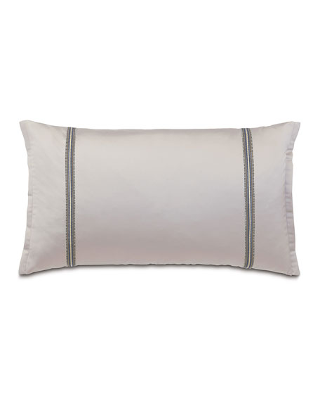 King Amal Daza Mink Pillow