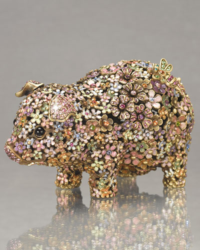 Susanna Boxwood Pig