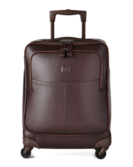 "Varese Brown 21"" Carry-On Spinner"