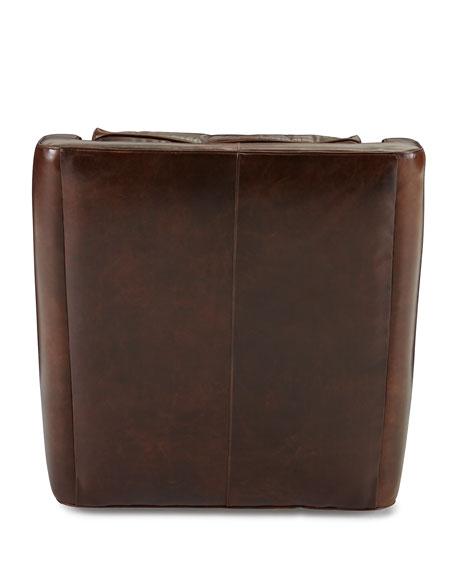 Salina Leather Swivel Chair