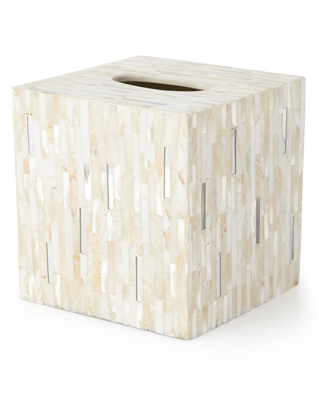 Cortona Tissue Box Cover