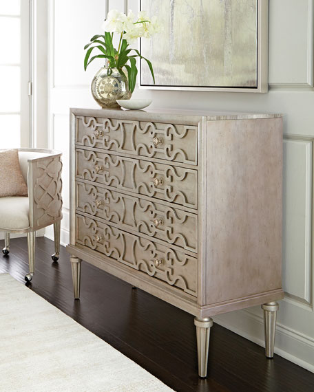 Blissany Four-Drawer Chest