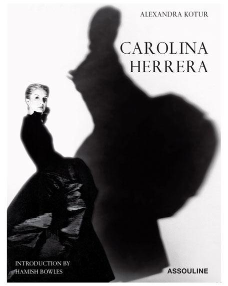 Assouline Publishing Carolina Herrera Hardcover Book
