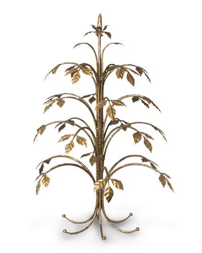 Metal Holiday Tree