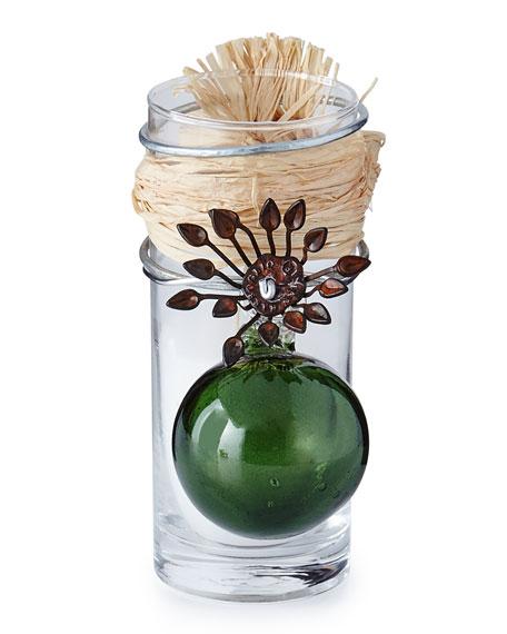 Adelita Verde Holiday Candle