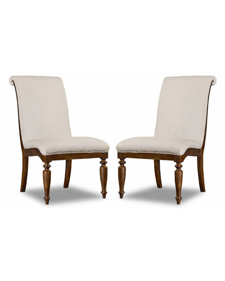 Hooker Furniture Cecile Dining Chairs