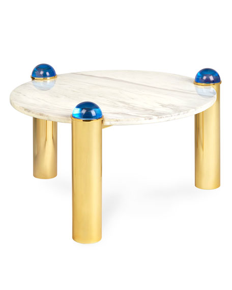 Jonathan adler globo coffee table neiman marcus Jonathan adler coffee table