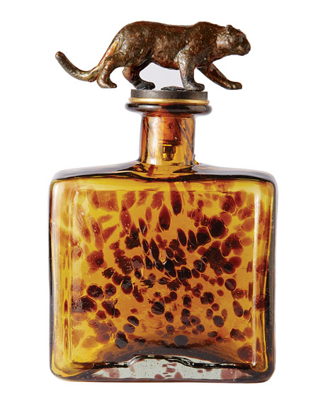 Jan Barboglio El Jefe Jaguar Decanter