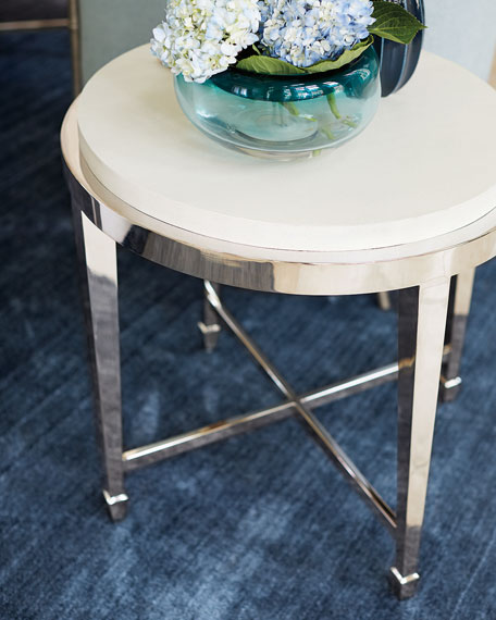 Bernhardt Lannie Round End Table