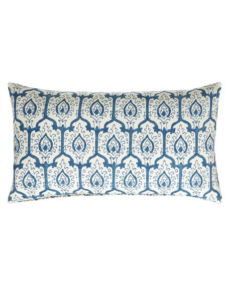 John Robshaw Dogon Bolster Pillow, 17