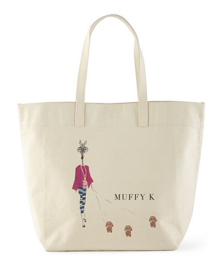 Muffy & Mortimer Personalized Big Bag