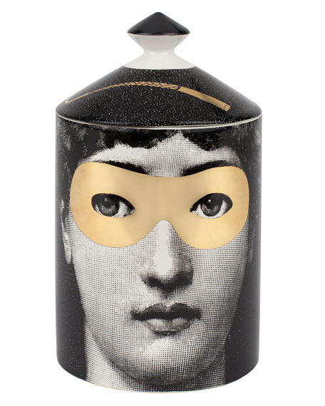 Fornasetti Golden Burlesque Scented Candle