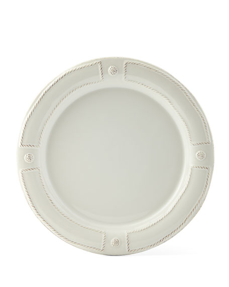 Juliska Berry & Thread French Panel Dinner Plate