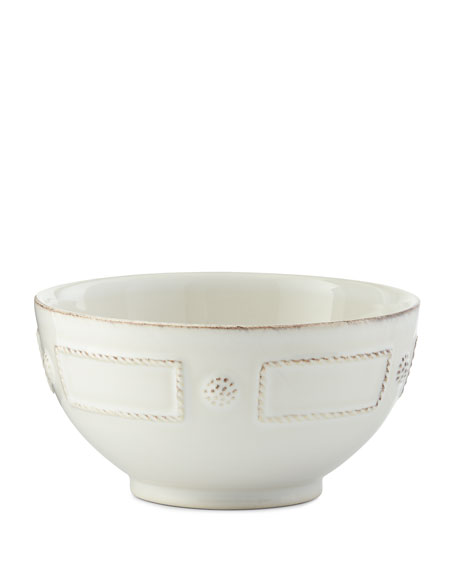 Juliska Berry & Thread French Panel Cereal Bowl