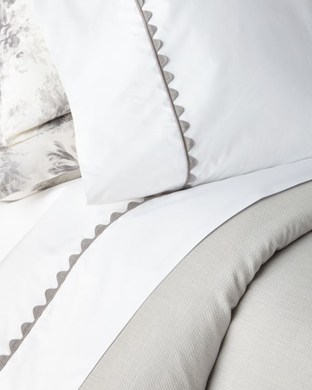 Peter Reed Two King Roma Pillowcases