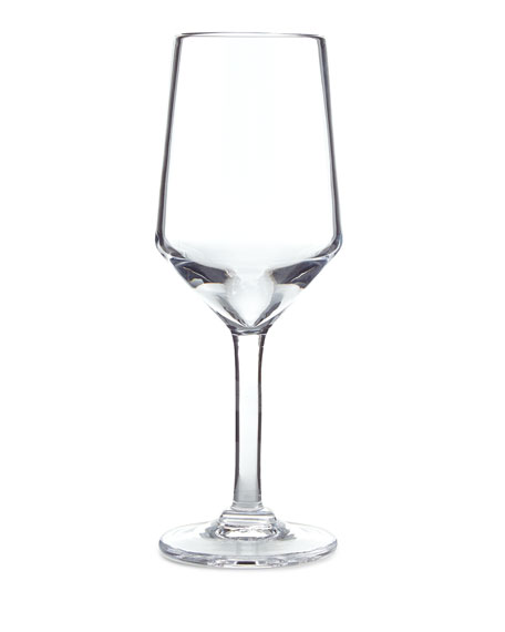 Simon Pearce Bristol White Wine Glass